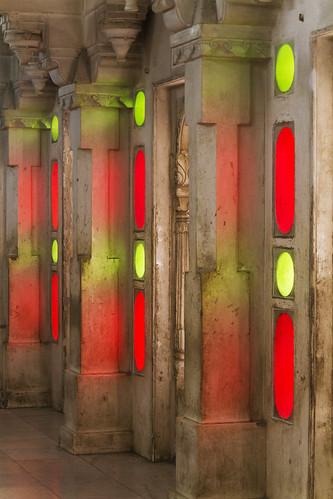 City Palace - Lichter innen