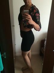Clubbing Outfit 4 (SammyLeCD) Tags: crossdressing crossdress crossdresser mtf stockings nylon tights pantyhose teen dress tgirl tranny gurl sissy drag trap skirt curvy femboy androgynous transvestite nylons cd genderfluid tg