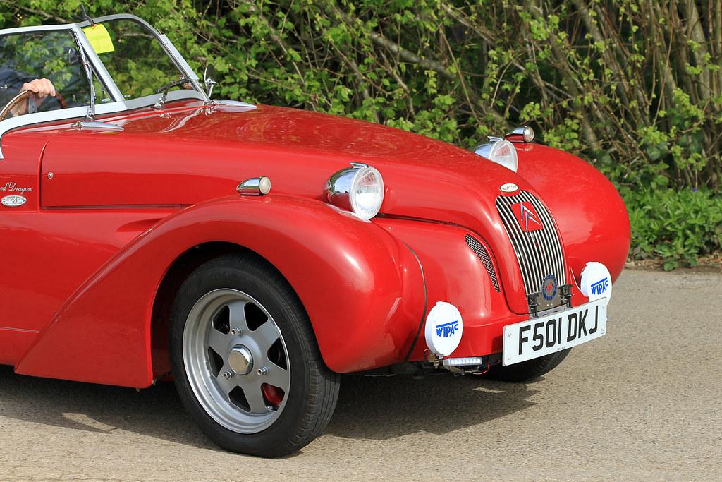 Popham Classic Car Rally