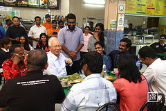 Mari berjumpa mari berhubung.Restoran Sri Mayuri,Shah Alam.8/4/16
