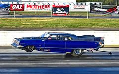 Flying Impala (Thumpr455) Tags: auto chevrolet car race georgia flying nikon commerce chevy april autoracing impala dragracing 2016 nmra nmca atlantadragway d5500 worldcars afnikkor70200mmf28vrii