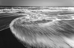 Atlantic Ocean 4-16-16 106 (cbonney) Tags: ocean motion beach virginia sand surf waves slow atlantic slowmo