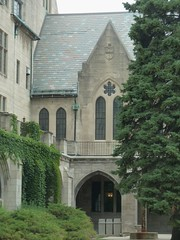 River Forest, IL, Dominican University, Building (Mary Warren (6.7+ Million Views)) Tags: windows building college architecture arch gothic limestone dominicanuniversity riverforestil