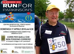 Run for Parkinson's - 2016 (Alfredo Liverani) Tags: italien italy europa italia persone italie ravenna emiliaromagna testo romagna allaperto ravenna2016