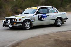 "BMW 325 E30 GRUP N ""RALLY COSTA BRAVA""   RCB F16-8225 (Manolo Serrano Caso) Tags: en n el nuria bmw jordi renu 325 e30 2016 xiii bmw325 grup bergel rallycostabrava"