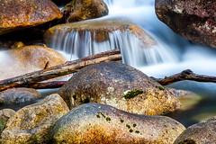 Water falls (saahmadbulbul) Tags: water australia waterfalls approved mountbuffalonationalpark canon5ds