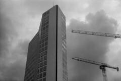 Alpha Tower (ss9679) Tags: blackandwhite film architecture analog mediumformat birmingham shanghai hc110 epson 6x9 moskva monochome moskva5 alphatower gp3 pushedfilm 4180 kodakhc110 shanghaigp3 film:iso=400 shanghaigp3100 developer:brand=kodak developer:name=kodakhc110 film:brand=shanghai film:name=shanghaigp3100 filmdev:recipe=10717