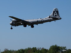 160330_18_Fifi (AgentADQ) Tags: plane airplane airport force florida aviation air international leesburg boeing bomber fifi warbird commemorative b29 superfortress