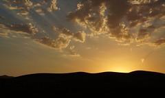 Cloud shadows (Alvin Harp) Tags: california sunset nature silhouette clouds august 2012 naturesbeauty teamsony sonynex5n alvinharp