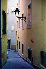 Portacavana, Trieste (franz_brocchi) Tags: colors lights grain trieste friuliveneziagiulia analogicait portacavana