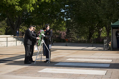 Minister of the Kosovo Security Force and Commander of the KSF lay a wreath at the Tomb of the Unknown Soldier in Arlington National Cemetery (Arlington National Cemetery) Tags: horizontal arlington photography virginia military unitedstatesofamerica ceremony va kosovo arlingtonnationalcemetery anc commander minister tomboftheunknownsoldier memorialamphitheater theoldguard securityforce ltgen 3dusinfantryregiment publicwreathlaying memorialamphitheaterdisplayroom