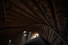 Toyo Ito's Rest (Jameher) Tags: espaa architecture spain arquitectura madera nikon salinas tokina alicante ito toyo torrevieja balneario arquitecto 1116 d7000
