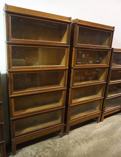 Barrister Bookcases ($385.00 & $522.50)