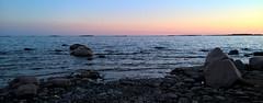 Sunset at Srkiniemi (Uup115) Tags: sunset finland lauttasaari srkiniemi lumia640