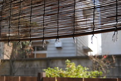 Relaxing patio (matiasautio) Tags: wood japan natural kamakura relaxing blinds