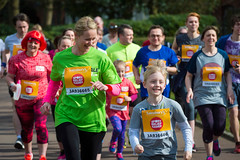 Sport Relief 15 (Link4Life) Tags: millipede mile rochdale 2016