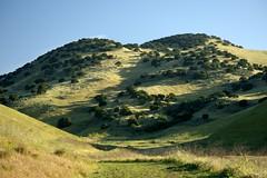 Brushy Peak Hill and Seasonal Wetland (jeffmgrandy) Tags: landscape shadows hiking hills livermore altamont brushy