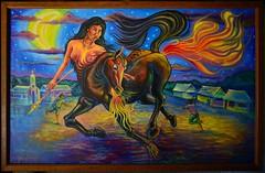 La Runa Mula (orientalizing) Tags: peru amazonbasin jungleart ahuashiyacu witchpowers sanmartinprovince amazonianlegends larunamula mulewoman tarapotodistrict