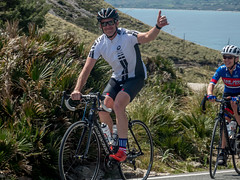 P1080055.jpg (Alexander Komlik) Tags: vacation cycling spain clubmates sjbc pollena islasbaleares jeffrogers pauladefreitas