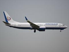 VQ-BPX, Boeing 737-8Q8(WL), 35278 / 2625, Orenair, ORY/LFPO, 2016-04-21 (alaindurandpatrick) Tags: boeing airports airlines airliners 737 737800 boeing737800 boeing737 737ng jetliners ory 738 parisorly lfpo boeing737ng orenair orenburgairlines rossiyarussianairlines vqbpx 352782625