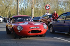 Jaguar Type E 1963 (Monde-Auto) Tags: e type jaguar
