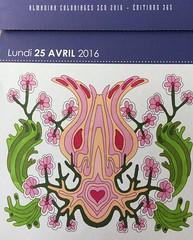 Almaniak 2016 de Maud.it (Maud Taron) #zendessin (delphinecingal) Tags: colors couleurs coloring maudit coloriage maudtaron feutresalcool zendessin almaniak2016 feutresdocrafts