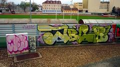 Graffiti in Wien/Vienna 2016 (kami68k [Cologne]) Tags: vienna wien graffiti illegal bombing bunt 2016 jbcb