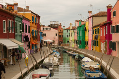 Burano (- MH -) Tags: italy couleurs faades italie burano le