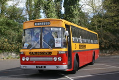 Colourful Leopard (Renown) Tags: bus heritage coach rally leopard restored northernireland preserved expressway preservation leyland cultra cie buseireann dualpurpose metsec psu5 177ik