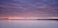 Till the Ends Meet (RF-Edin) Tags: longexposure sea sun nikon newhaven leefilters