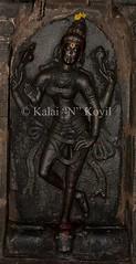 "Durgai ( North Ardhamandaba Koshtam) @ Takkolam-Jalanathesvara Temple- Vellore District. (Kalai ""N"" Koyil) Tags: architecture nikon d n route 5200 tamilnadu kalai 2016 kancheepuram koyil southindiantemple arakkonam velloredistrict takkolam 18140mm jalanathesvaratemple"