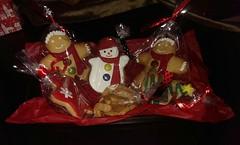 ¡Feliz navidad! (minchodc) Tags: christmas food cookies navidad comida feliz nadal galletas galeta