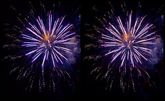 Bada Bing! Bada Boom! 3-D ::: HDR/Raw Cross-Eye Stereoscopy (Stereotron) Tags: fireworks display firecracker pyro pyrogames pyrotechnics festival crosseye crosseyed crossview xview cross eye pair freeview sidebyside sbs kreuzblick 3d 3dphoto 3dstereo 3rddimension spatial stereo stereo3d stereophoto stereophotography stereoscopic stereoscopy stereotron threedimensional stereoview stereophotomaker stereophotograph 3dpicture 3dglasses 3dimage hyperstereo twin canon eos 550d yongnuo radio transmitter remote control synchron in synch kitlens 1855mm tonemapping hdr hdri raw cr2 night nightshot 100v10f