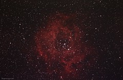 Caldwell 49 The Rosette Nebula (Themagster3) Tags: night nebula astrophotography astronomy nightsky rosette deepsky
