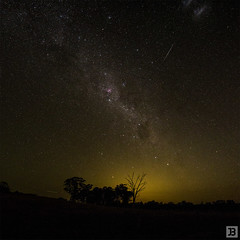Milky Way (Joel Bramley) Tags: sky night dark way stars space astro galaxy astrophotography milky