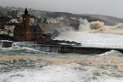 Storm Surge (midlander1231) Tags: sea storm coast cornwall porthleven winterstorms bigseas porthlevenstorm cornwallstorm stormswinter20152016
