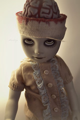 Purdy (Mientsje) Tags: dead living scary doll dolls creepy horror purdy ldd