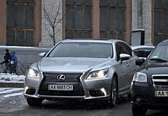 AA8883CH (Vetal_888) Tags: lexus ls ls460 ucf40 licenseplates ukraine kyiv номернізнаки aa8883ch aa україна київ aach