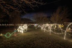 Starry Starry Nights in Llano, Texas 9 (Largeguy1) Tags: canon landscape texas christmaslights nighttime approved 5dsr starrystarrynightsinllano