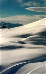 Shadows (Katarina 2353) Tags: winter film landscape switzerland nikon verbier vertorama katarinastefanovic katarina2353