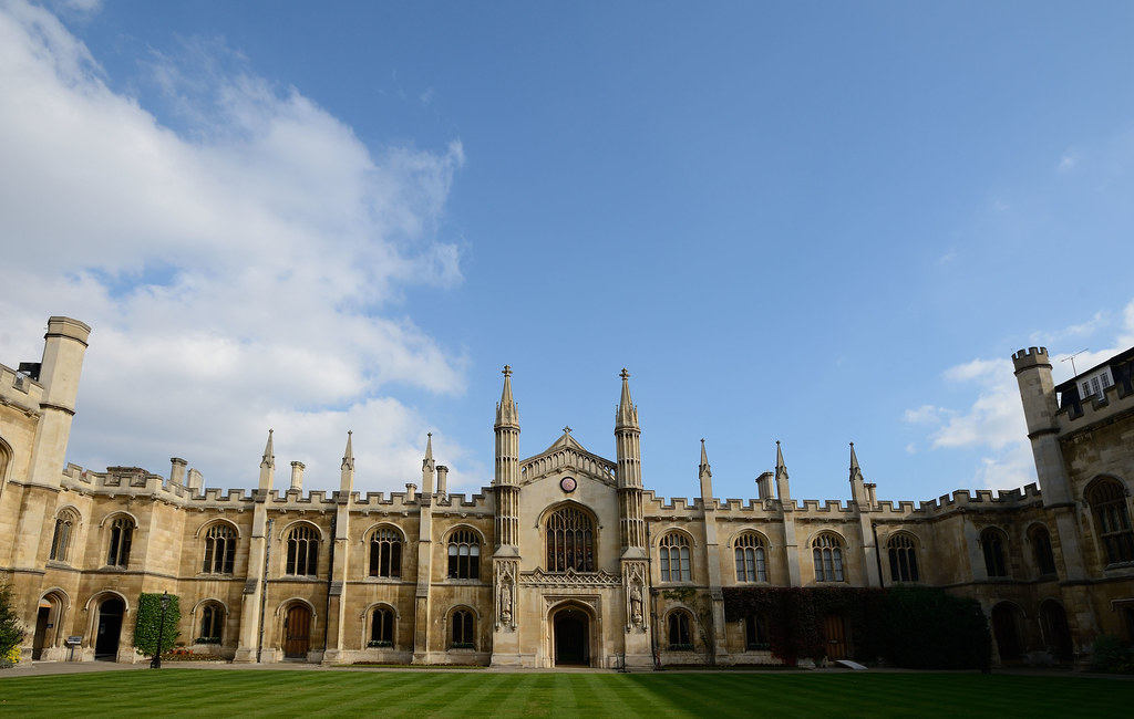 The World's Best Photos of college and corpuschristicollege