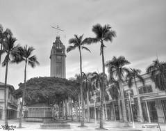 Aloha Tower (Goofy-Guy) Tags: hawaii oahu hdr alohatower