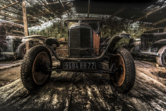 I claimed my parking spot forever (marco18678) Tags: world old light urban france classic abandoned beautiful car photography amazing nikon parkinglot europe technology natural decay exploring eu spot rusted d750 oldtimer tamron oldtimers decayed urbanexploring ue urbex 1530