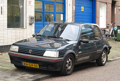 1997 Peugeot 205 Gnration 1.4i (rvandermaar) Tags: 1997 peugeot 205 peugeot205 14i gnration sidecode5 rhgv10