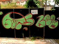 COC LEZ (LEZonE.Abc) Tags: painting graffiti chillin graff bomber bombing quik throwup rpido abcrew