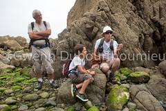 Grottes de Jobourg-17 (Gwenn Dubourthoumieu) Tags: france nature normandie geo ecologie environement crapahut grottesdejobourg