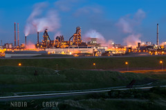 Industrial Blue Hour - IJmuiden, The Netherlands (www.caseyhphoto.com) Tags: d800 eu ijmuiden netherlands nikon nikkor dslr europe dutch benelux holland paísesbajos sky cielo factory industrial industry architecture architectural architectuur arquitectura modern travel photography adventure earth life culture discover world explore history global learn civilization tierra mundo tourism holiday viaje aventura explorer descubrir vacaciones vida mundial image visual photo best 2470f28 traveler traveller traveling adventurer adventuring exploring discovering photographer artist learning tourist images