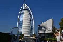 Dubai - Burj Al Arab (capreoara) Tags: park wild star hotel al nikon dubai january 7 arab burjalarab wadi burj 2016 d3100 7starhote