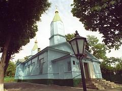 Храм священномученика Макария, митрополита Киевского