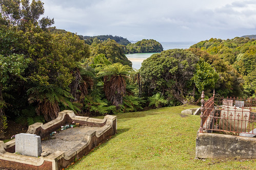 Norwegian Graves on Stewart Island